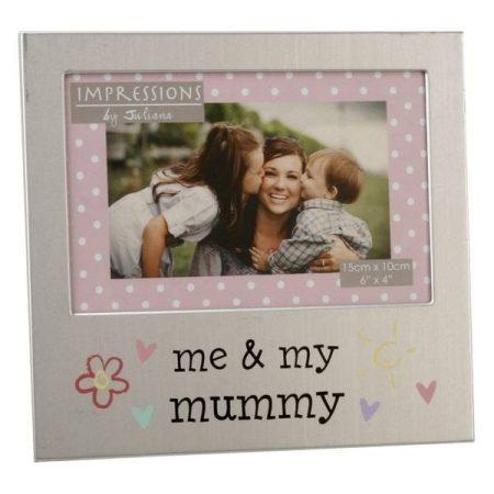 """""""Én és az anyukám"""" asztali fényképtartó"""