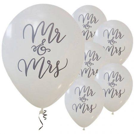 Mr & Mrs  lufi (krém színű)