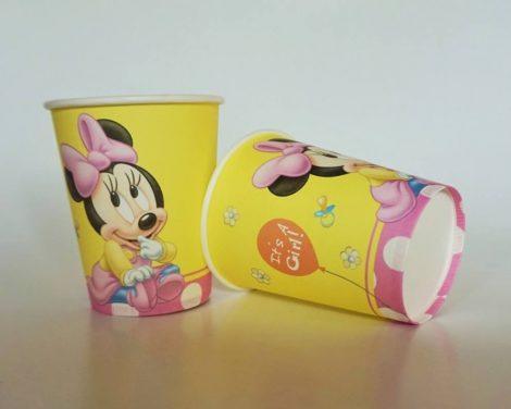 Baby Minnie pohár (6 db-os szett)
