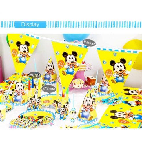 Baby Mickey zászló