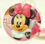 Minnie egér tányér 23 cm  (6 db-os szett)