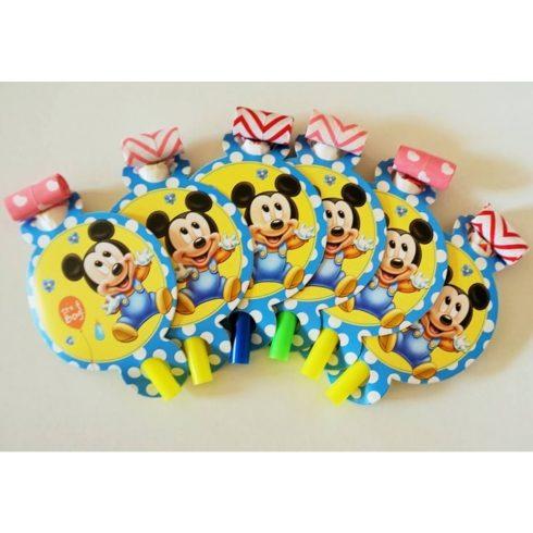 Baby Mickey anyósnyelv (6 db-os szett)