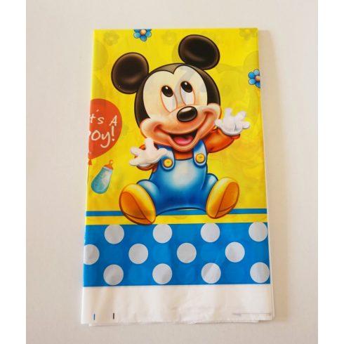 Baby Mickey egér terítő