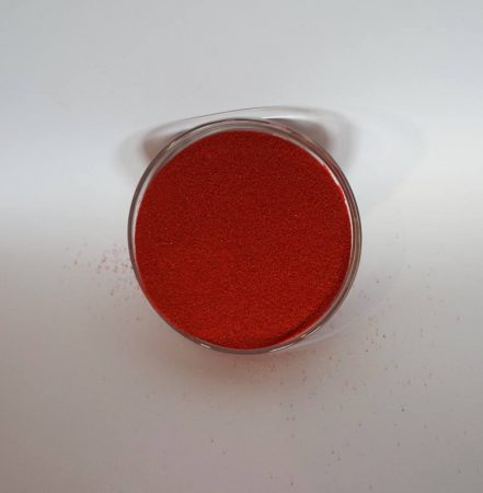 Dekorhomok - vörös finomszemcsés 200 g