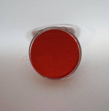 Dekorhomok - vörös finomszemcsés 250 g