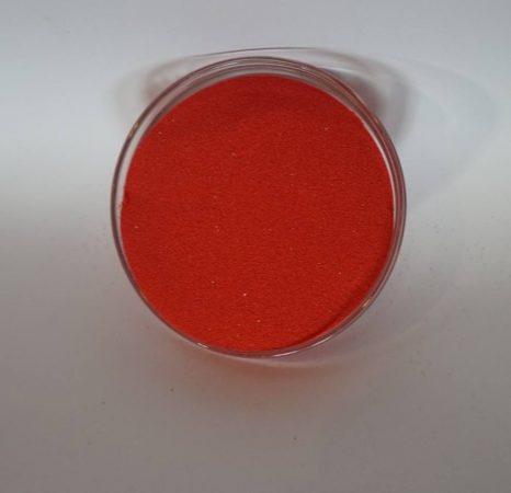 Dekorhomok -  finomszemcsés málnapiros 250 g