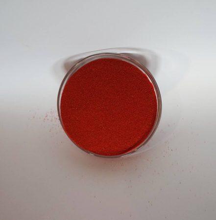 Dekorhomok - vörös finomszemcsés 450 g