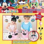 Mickey egér lufis party játék 6 főre