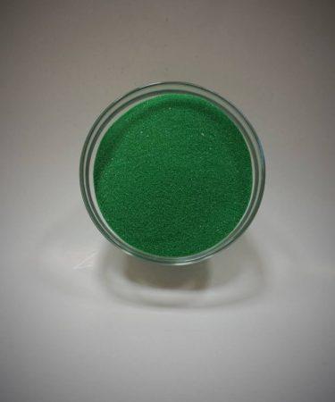 Dekorhomok - finomszemcsés klasszikus zöld 250 g