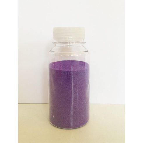 Dekorhomok - finomszemcsés levendulalila (kb. 280 ml / 450 g)