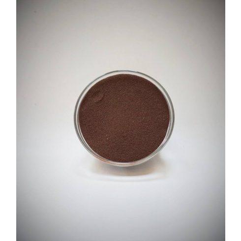 Dekorhomok - finomszemcsés sötétbarna (kb. 280 ml / 450 g)