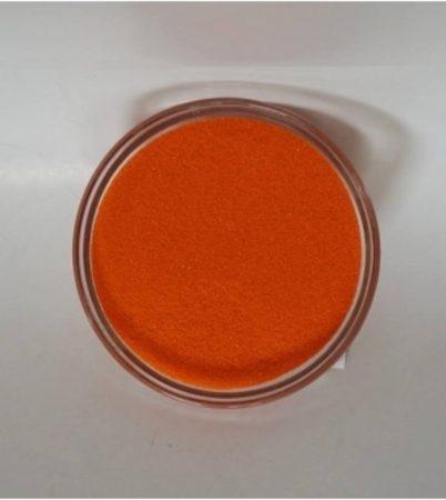 Dekorhomok - finomszemcsés narancs 250 g.