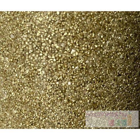 Metálhomok ARANY  -  260 ml (kb. 430 g)