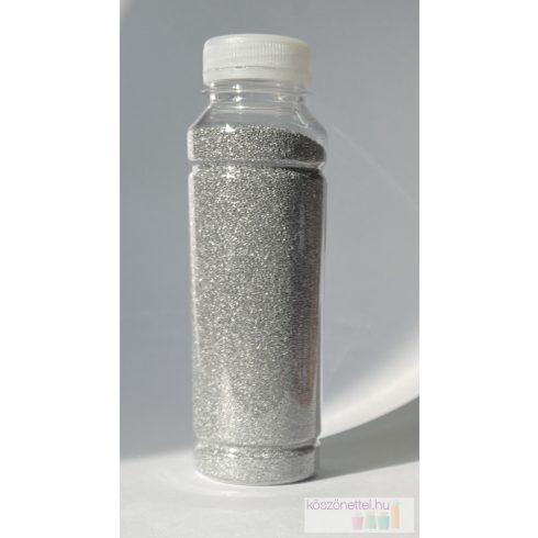 Metálhomok EZÜST  -  260 ml (kb. 430 g)