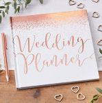 Esküvőtervező könyv (angol nyelvű)