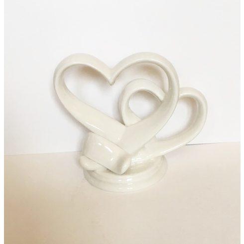 Porcelán szívek