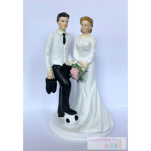 Focistához megyek feleségül