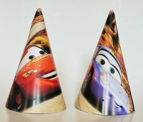 Verdák party kalap (6 db-os csomag)