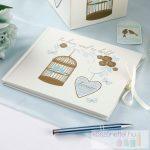 """""""To have & to hold forever"""" - esküvői vendégkönyv"""