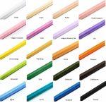 Organza futó több színben - 36 cm * 9 m