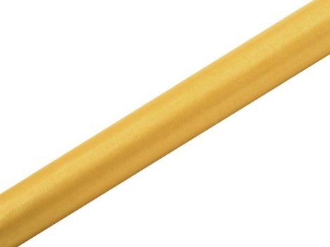 Organza futó napsárga - 36 cm