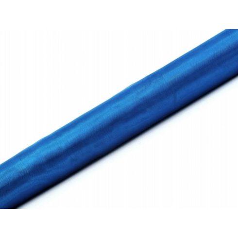 Organza futó kék - 36 cm