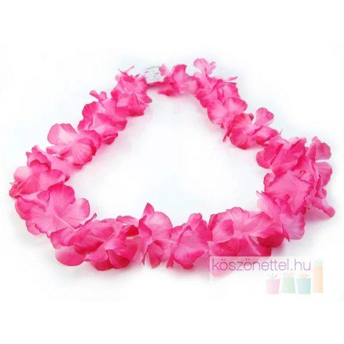 Lánybúcsús nyakfüzér - pink