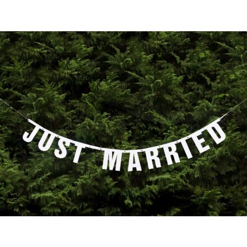 Just Married girland