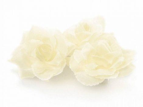 Öntapadós rózsa - krém