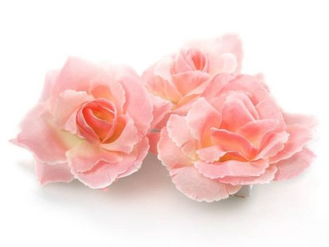 Öntapadós rózsa - rózsaszín