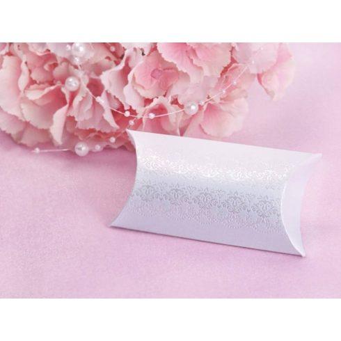 Ekrü papírdobozka