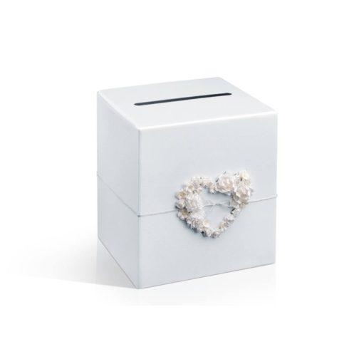 Csodaszív nászajándék / Jókívánság gyűjtő doboz