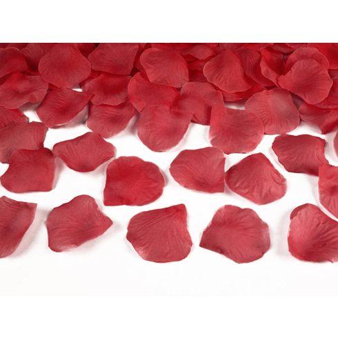 Mű rózsaszirom - piros