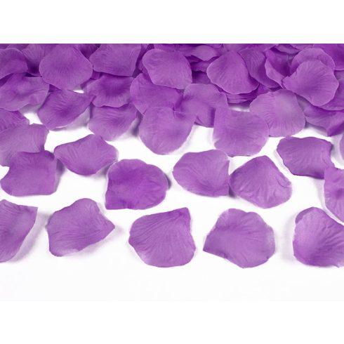 Mű rózsaszirom - lila (004)