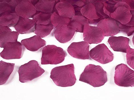 Mű rózsaszirom - ciklámenlila