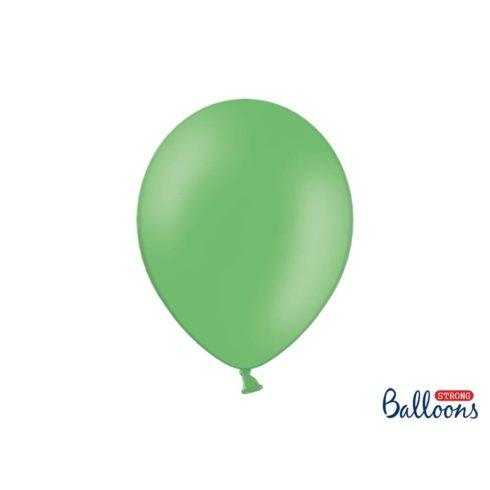 Latex lufi 30 cm - zöld