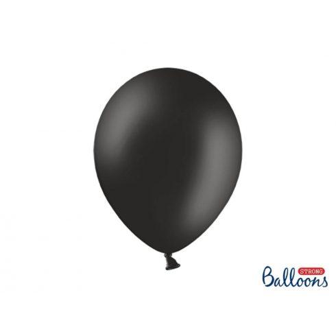 Latex lufi 30 cm - fekete