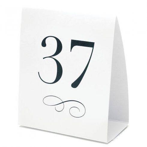 Asztalszámok 37-48