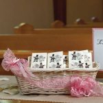 Esküvői papírzsebkendő