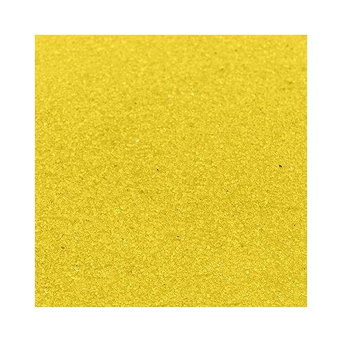 Kristálykvarc homok - citromsárga