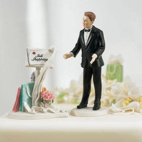 Shoppingmániás menyasszony