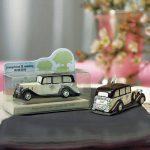 Esküvői autó - mécses (utolsó 8 db)