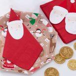 Karácsonyi és Mikulás party dekoráció