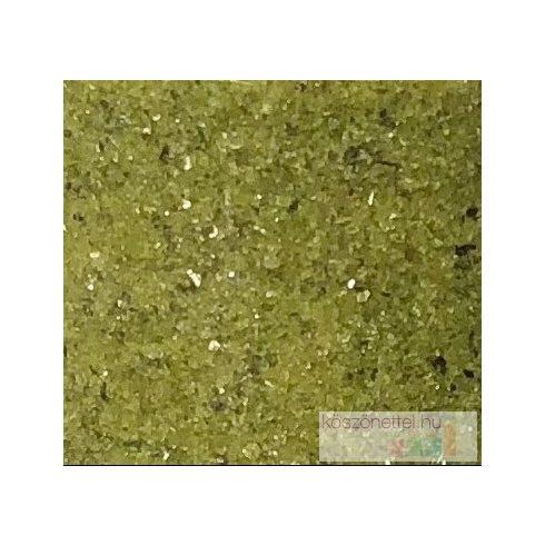 Csillámos tükörhomok ALMAZÖLD -  260 ml (kb. 430 g)
