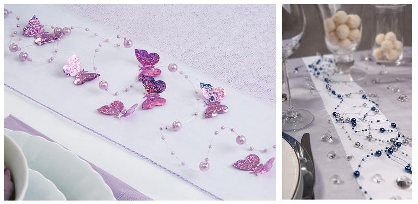 Esküvői dekoráció saját kezűleg – díszíts gyöngy girlanddal ... c2e0170f40